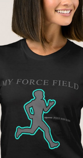Runner's Force Field Women's Shirt