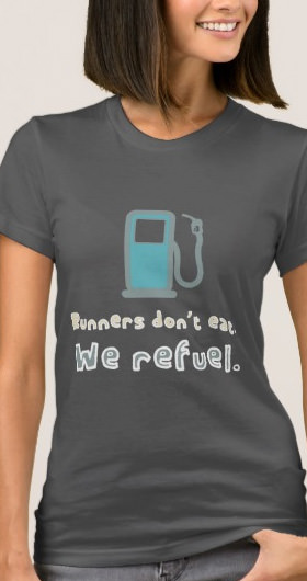 Runners Refuel Women's Shirt