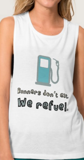 Runners Refuel Women's Tank Top