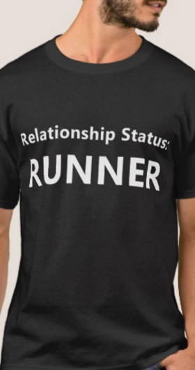 Relationship Status Runner Men's Shirt