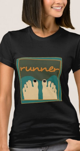 Runner Toe's Women's Shirt