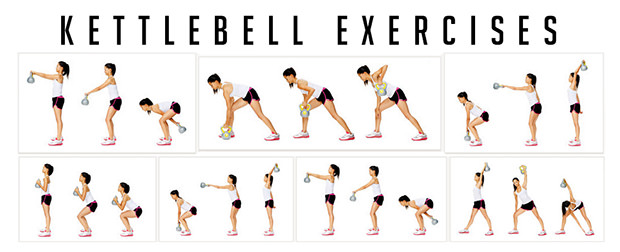 image about Printable Kettlebell Workout called Printable Kettlebell Exercise routines Quotations of the Working day