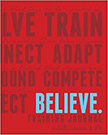 Believe Training Journal :