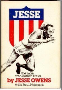 Jesse: The man who outran Hitler :
