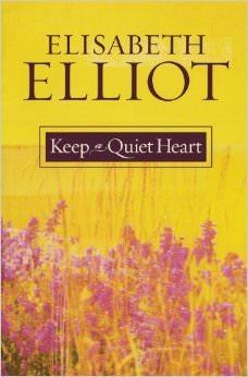 Keep a Quiet Heart :