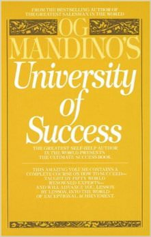 Og Mandino's University of Success :