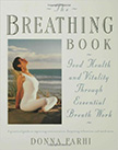 The Breathing Book : Good Health and Vitality Through Essential Breath Work<br />