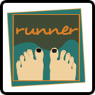 Runner Toes