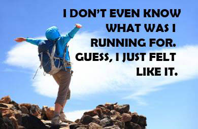 To be a runner martin dugard quotes