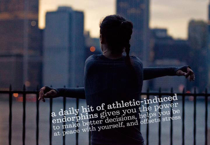Runner Things #2399: A Daily Hit Of Athletic-induced