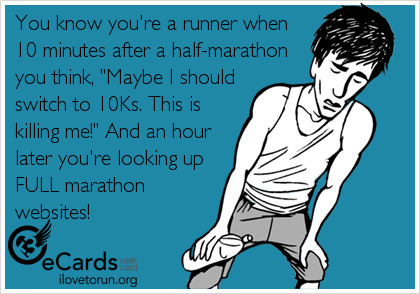 Runner Things #2700: You know you\'re a runner when 10 ...