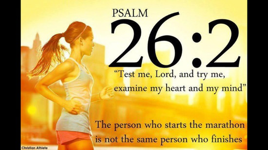 Runner Things 2766 Psalm 26 2 Test Me Lord And Try Me