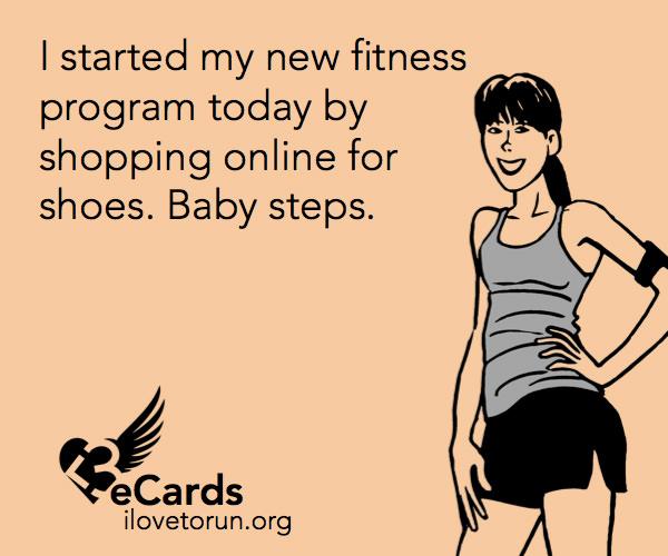 Runner Things #2814: I Started My New Fitness Program